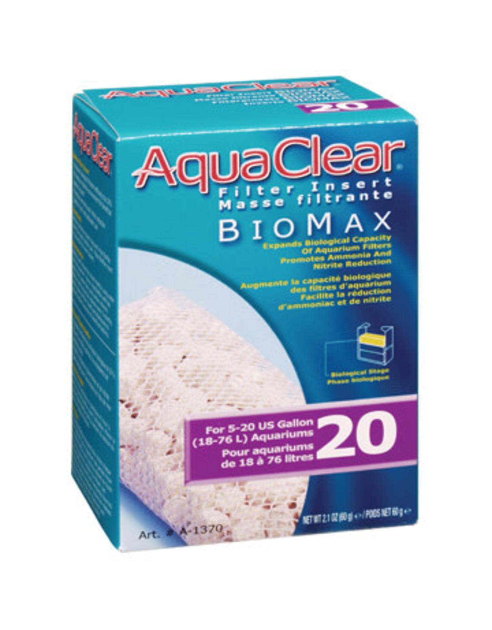 AquaClear AquaClear 20 Bio-Max Insert 60g