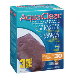 AquaClear AquaClear 30 Activated Carbon Filter Insert 3 Pack 165g