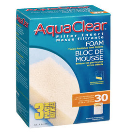 AquaClear AquaClear 30 Foam Filter insert 3 Pack
