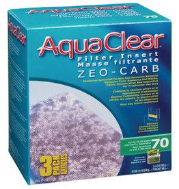 AquaClear AquaClear 70 Zeo-Carb Filter insert 3 Pack 540g