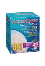 AquaClear AquaClear 20 Ammonia Remover Filter Insert 3 pack 198g