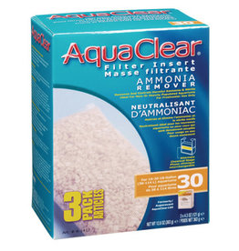 AquaClear AquaClear 30 Ammonia Remover Filter Insert 3 Pack 363g