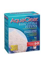 AquaClear AquaClear 50 Ammonia Remover Filter Insert 3 Pack 429g