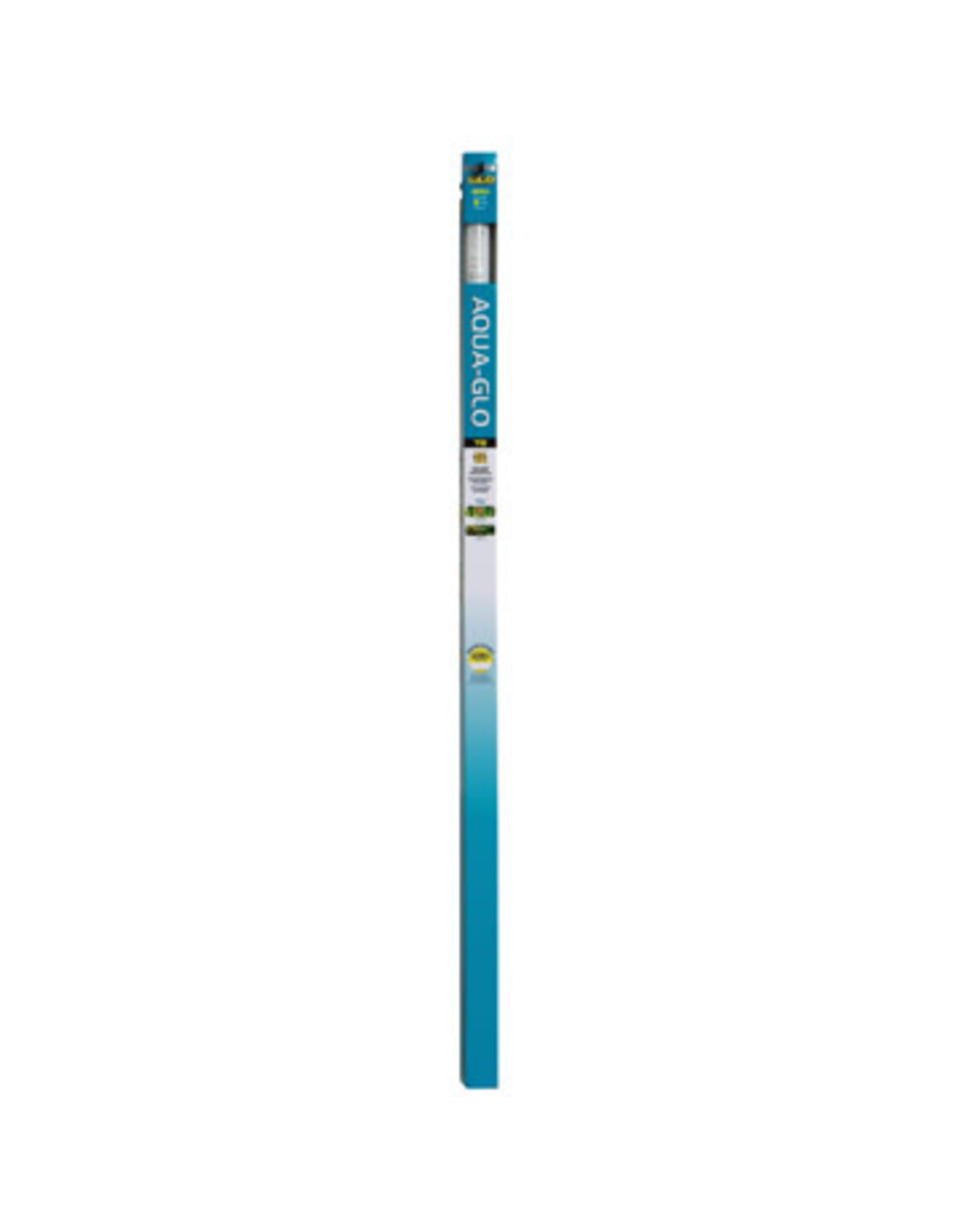 "GLO Aqua-GLO T8 Fluorescent Aquarium Bulb 30w 91cmx2.5cm (36""x1"")"