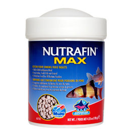 Nutrafin Nutrafin Max Bottom Feeder Sinking Food Tablets, 120 g (4.23 oz)