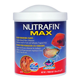 Nutrafin Nutrafin Max Colour Enhancing Flakes, 215 g (6.77 oz)