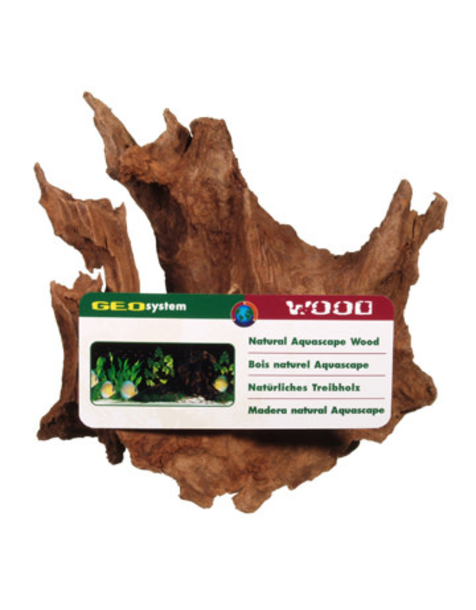 Geosystem Malaysian Root Wood Small