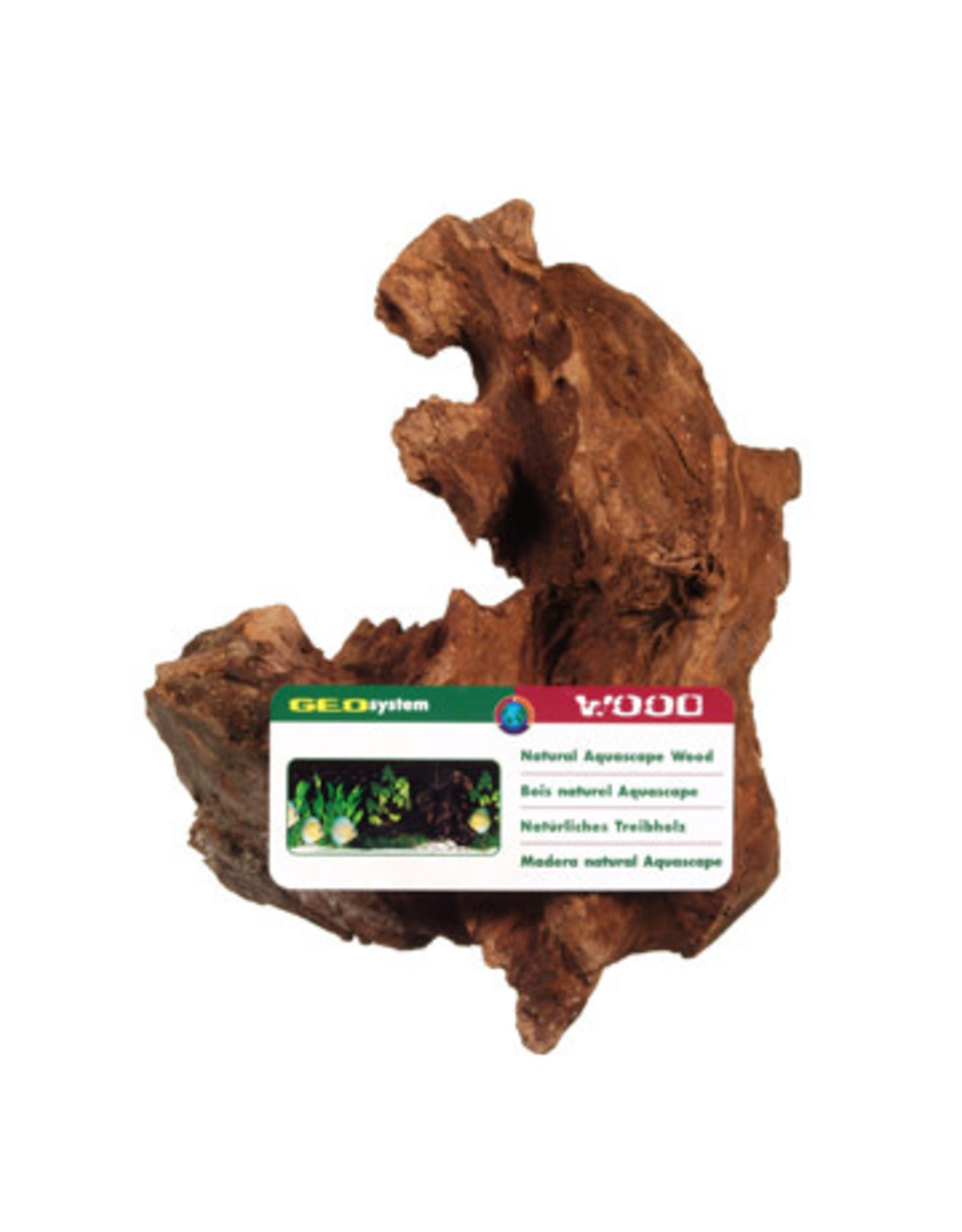 Geosystem Malaysian Root Wood, Medium
