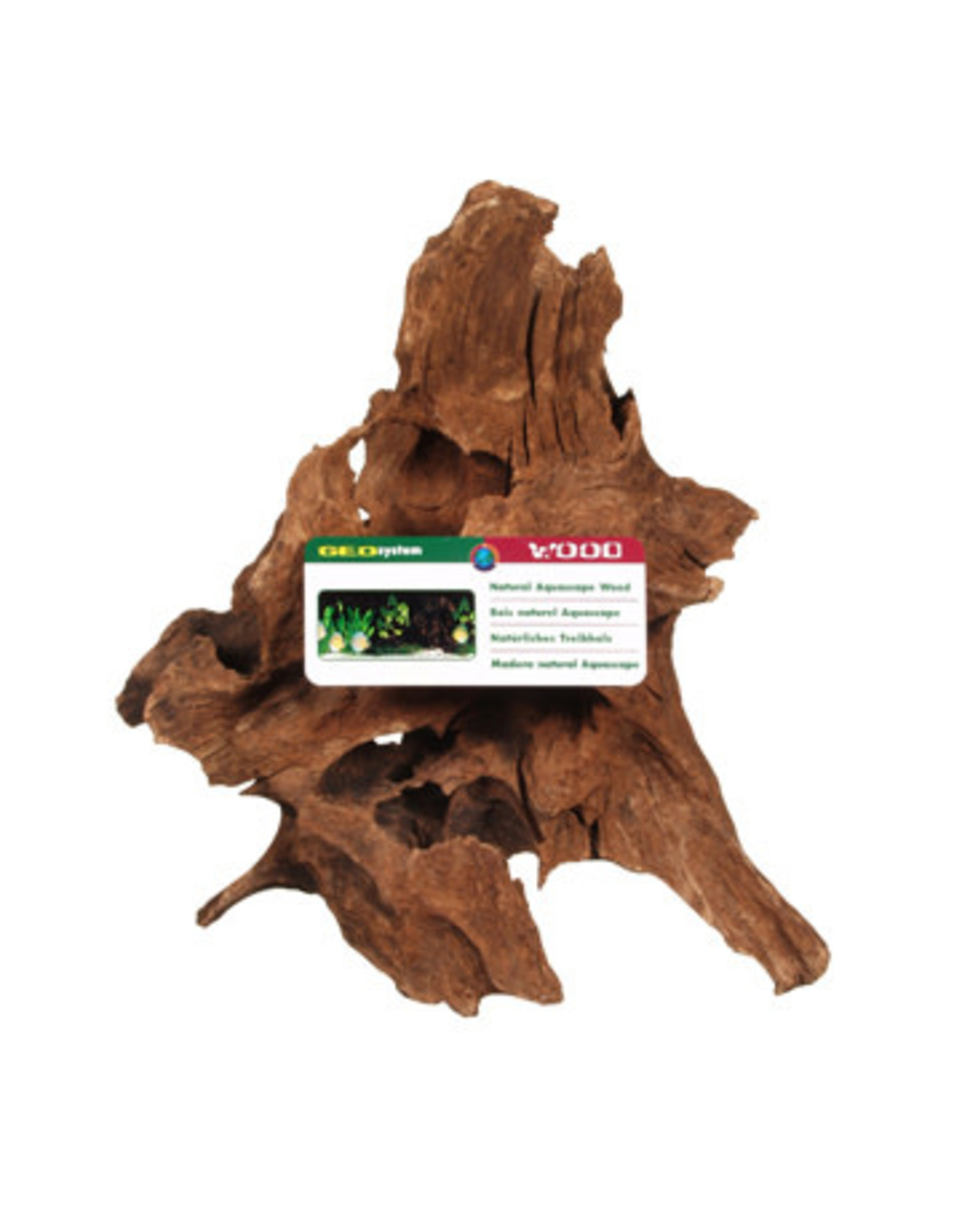 Geosystem Malaysian Root Wood, Large