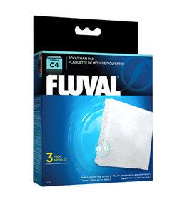 Fluval Fluval C4 Poly/Foam Pad