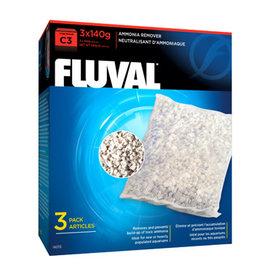 Fluval Fluval C3 Ammonia Remover, 3-pack