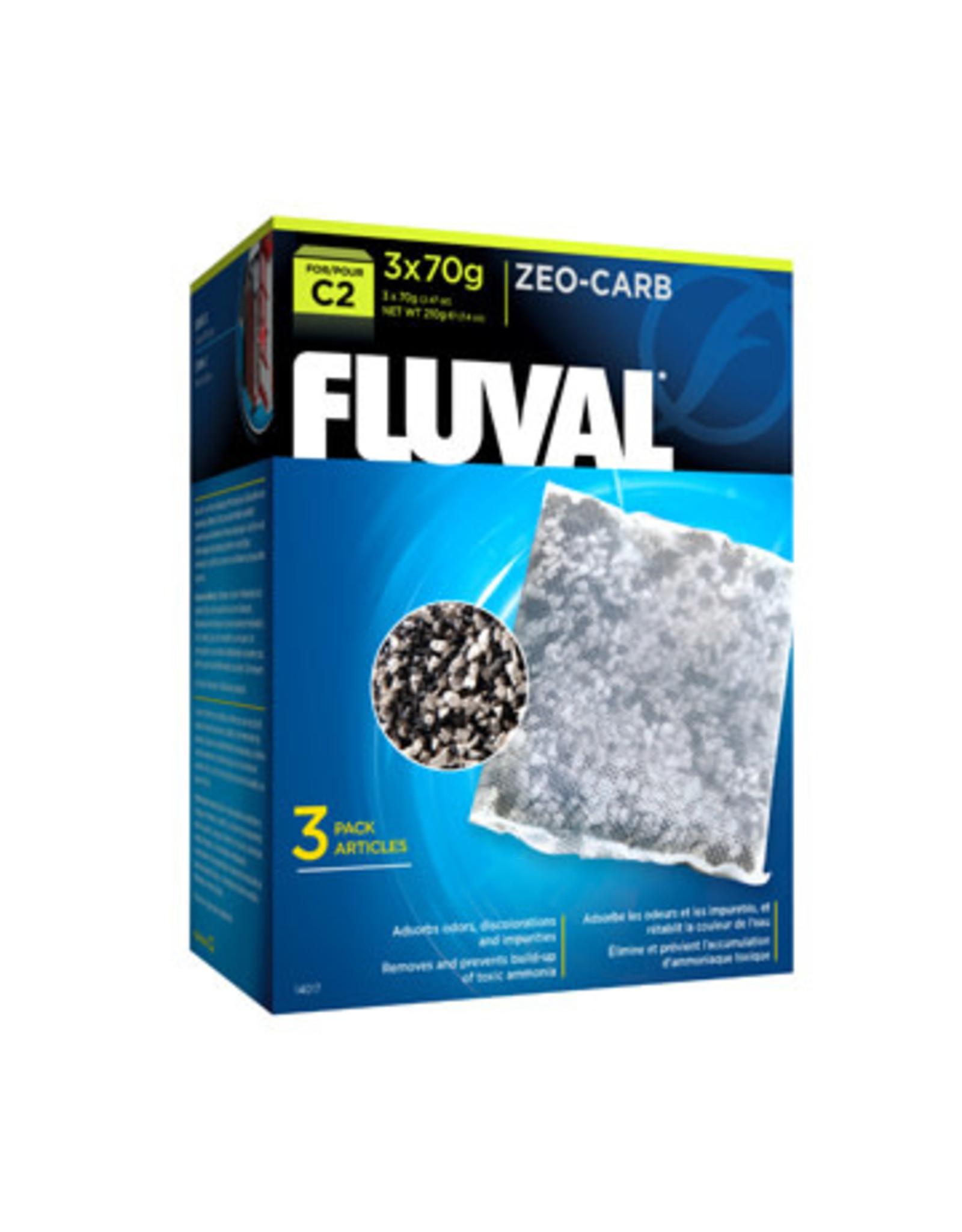 Fluval Fluval C2 Zeo-Carb - 3 pack