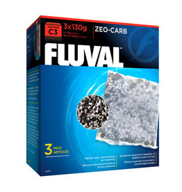 Fluval Fluval Zeo-Carb for C3 Power Filters - 3 Pack