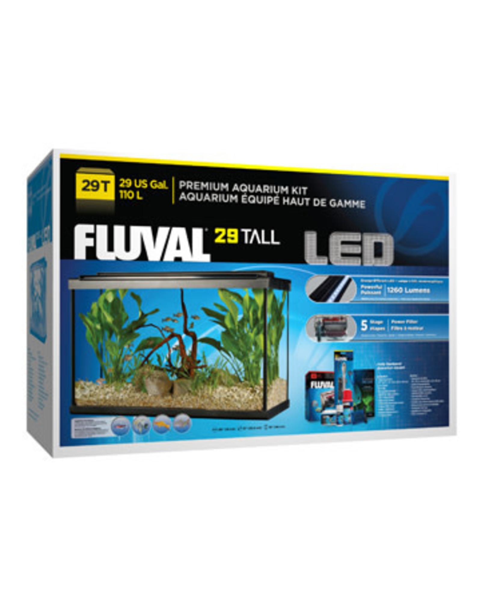Fluval Fluval Premium Aquarium Kit with LED - 29 Tall - 110 L (29 US Gal)