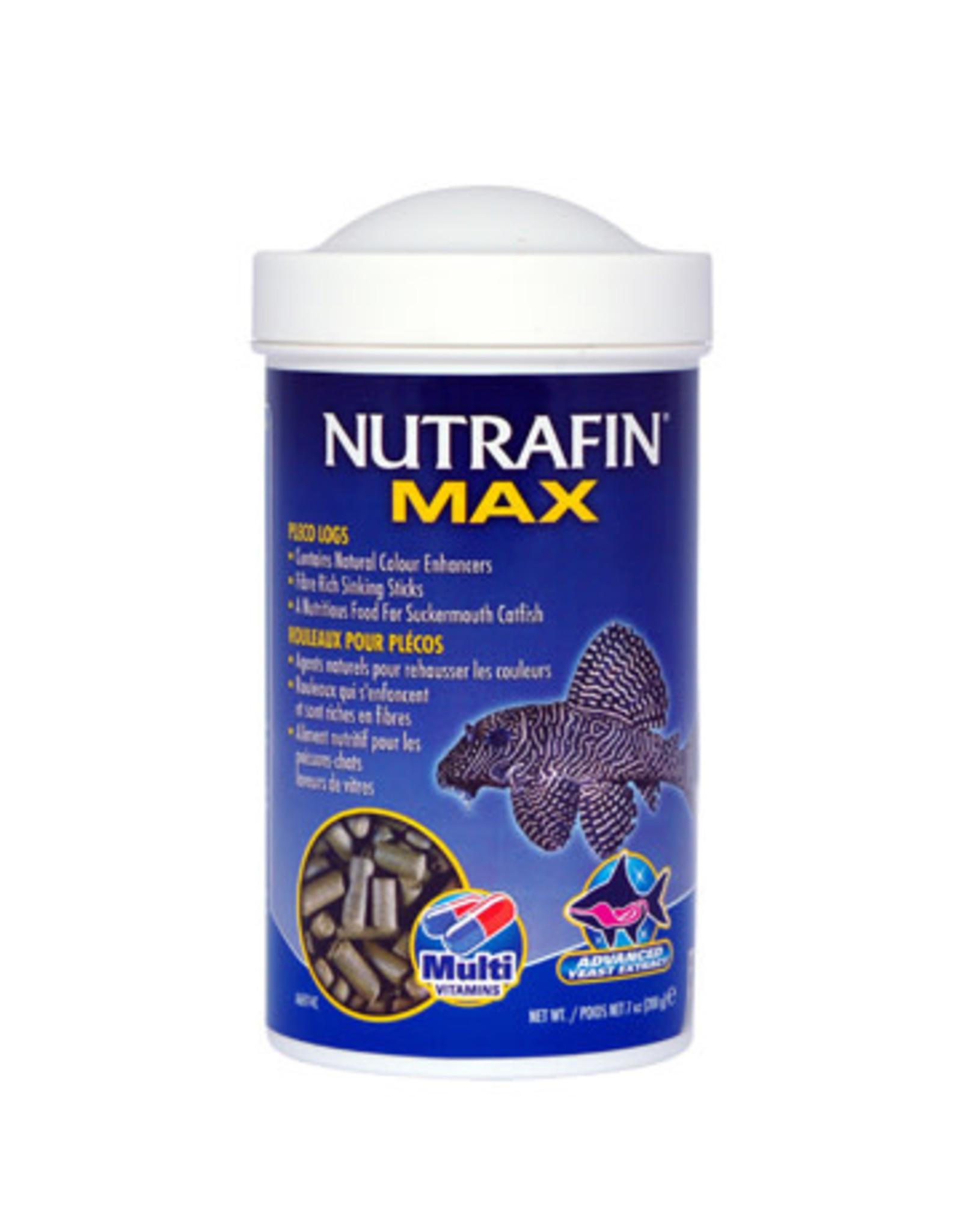 Nutrafin Nutrafin Max Pleco Logs 200 g (7.05 oz)