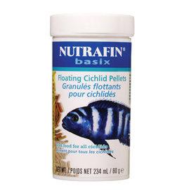 Nutrafin Nutrafin basix Floating Cichlid Pellets, 80 g (2.8 oz)