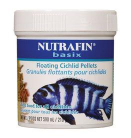 Nutrafin Nutrafin basix Floating Cichlid Pellets, 210 g (7.4 oz)