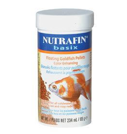 Nutrafin Nutrafin basix Floating Goldfish Pellets, 85 g (3 oz)