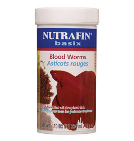Nutrafin Nutrafin Basix Freeze D. Blood Worm, 19g (0.7oz)