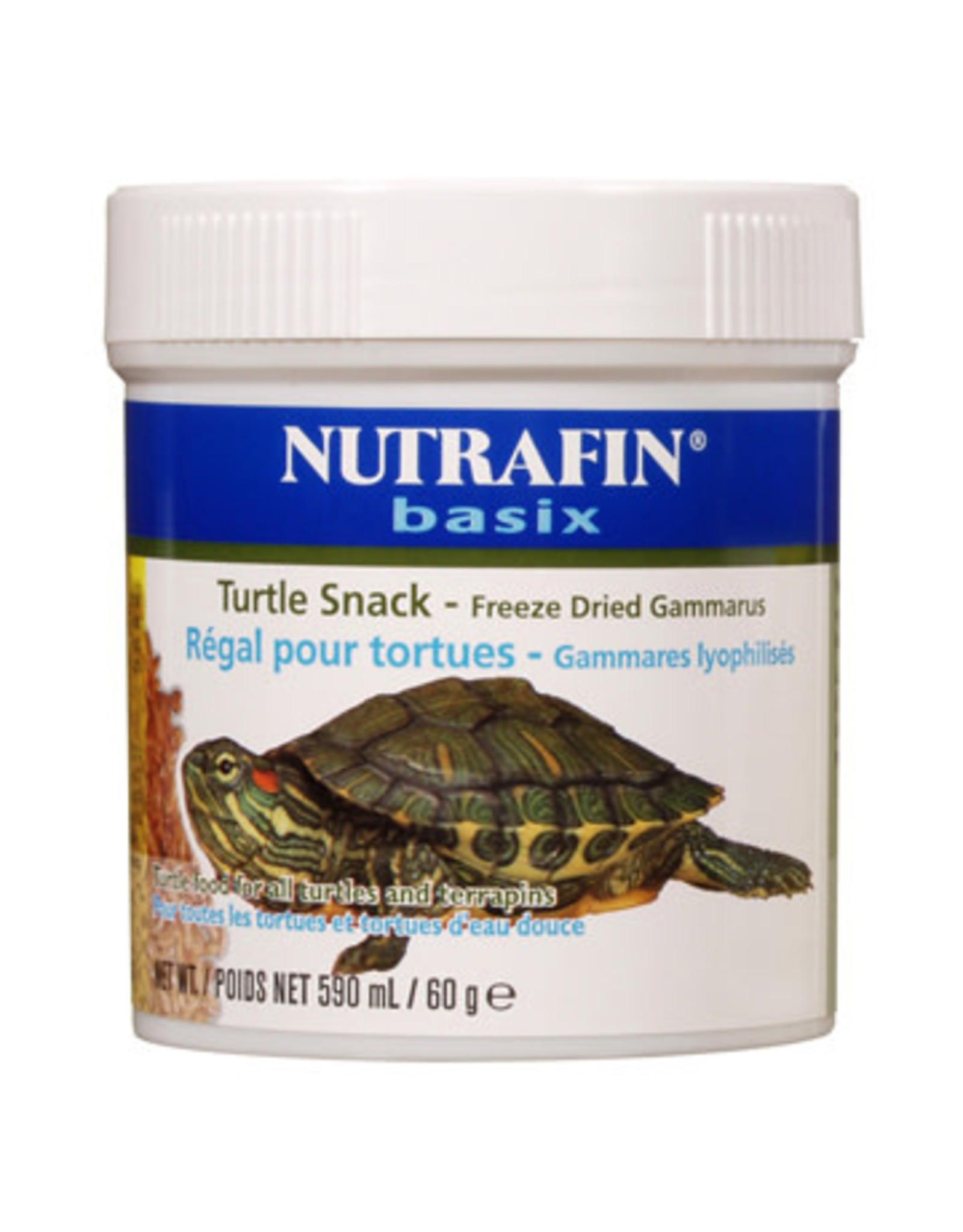 Nutrafin Nutrafin Basix Turtle Snack, 60 g (2.1 oz)