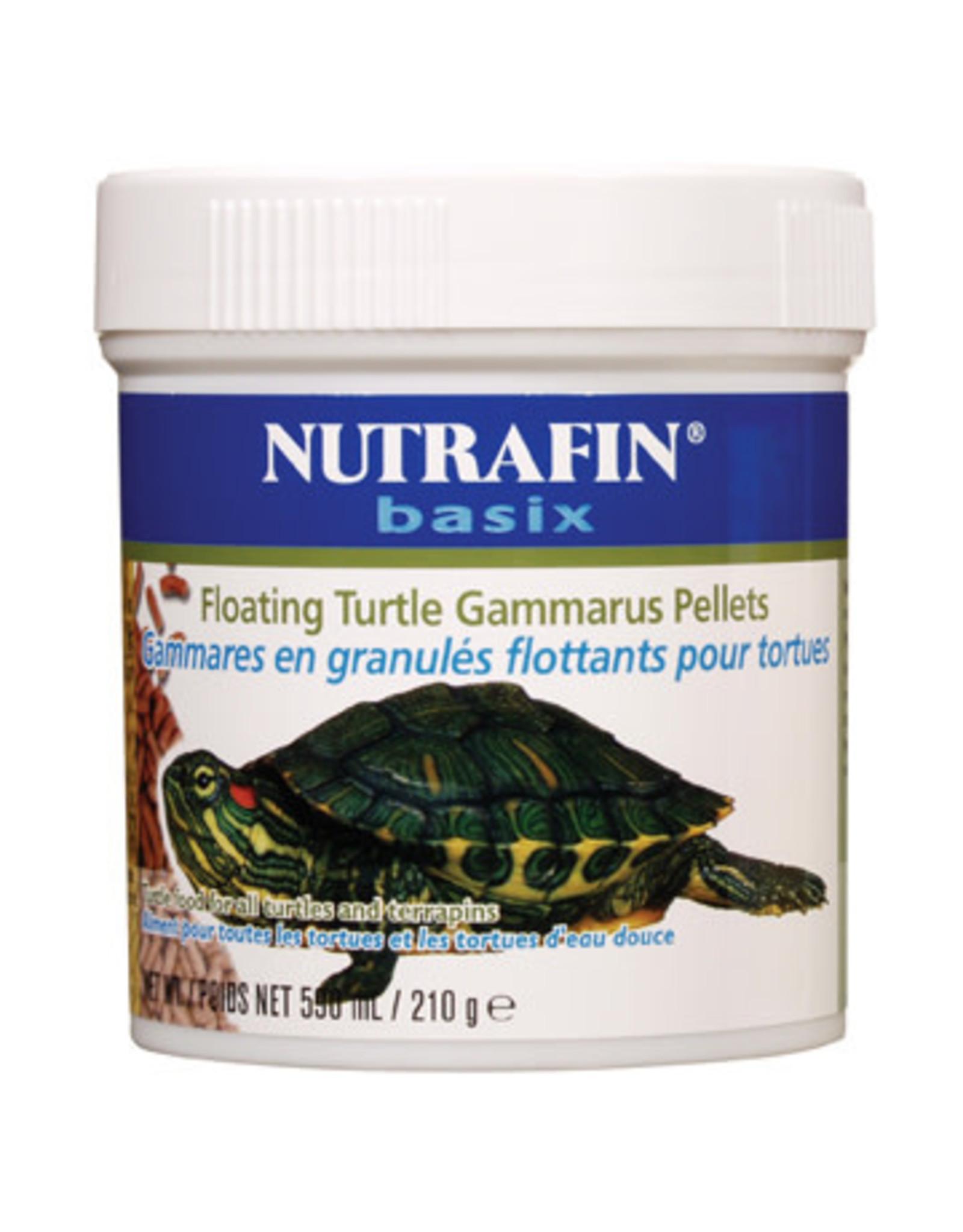 Nutrafin Nutrafin Basix Turtle Gammarus Pellet, 210 g (7.4 oz)