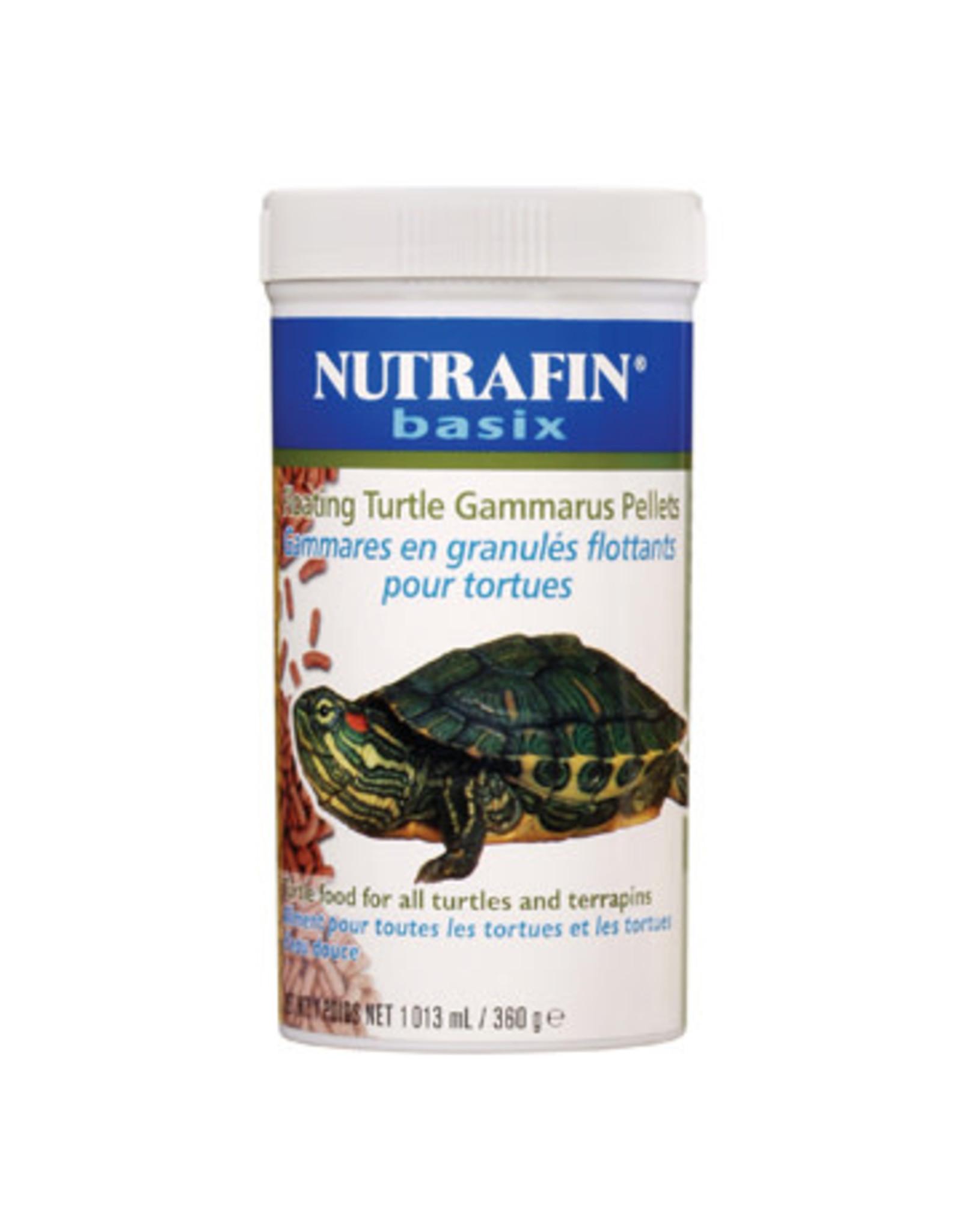 Nutrafin Nutrafin Basix Turtle Gammarus Pellet, 360g_12.6oz