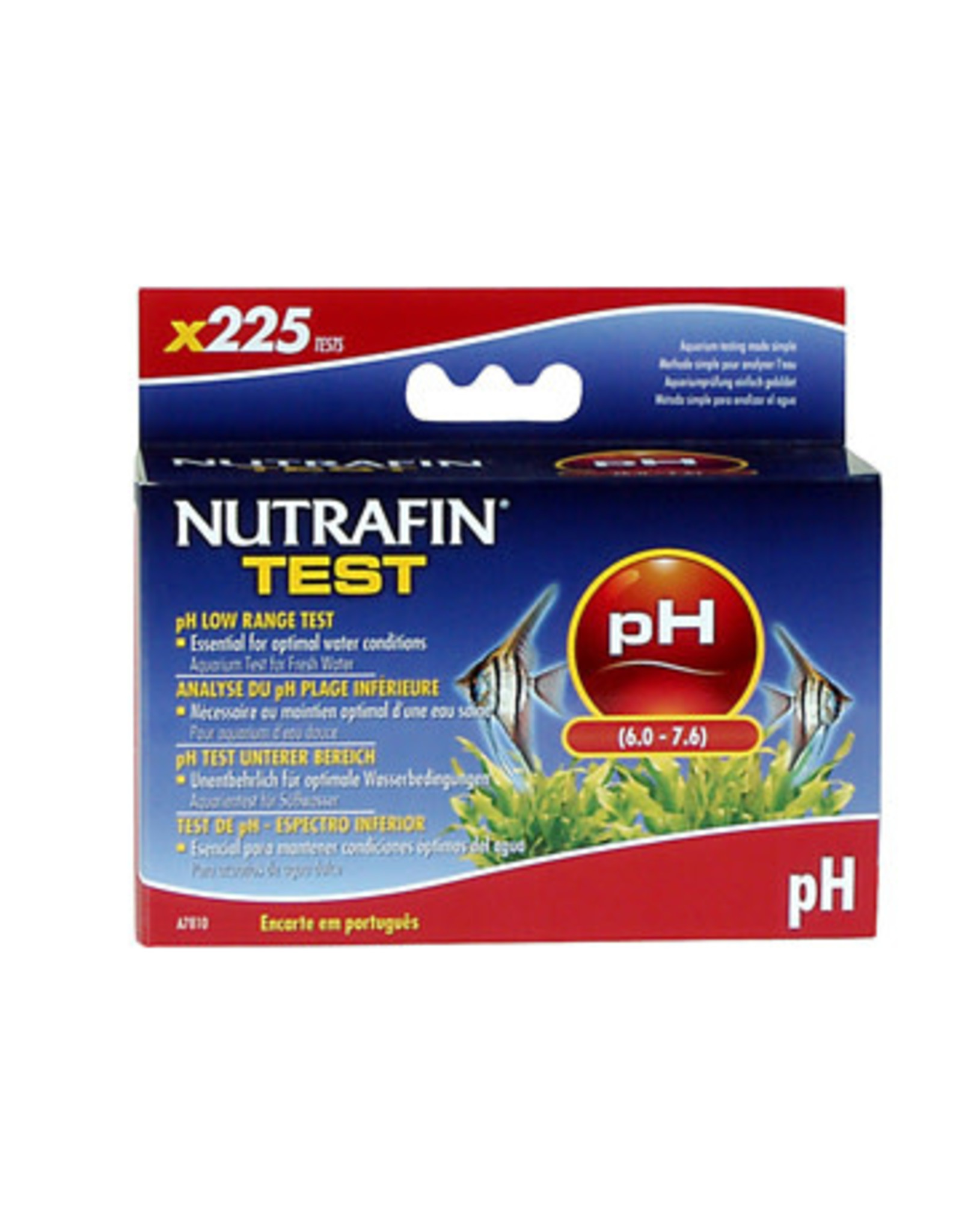 Nutrafin Nutrafin pH Low Range Test (6.0 - 7.6)