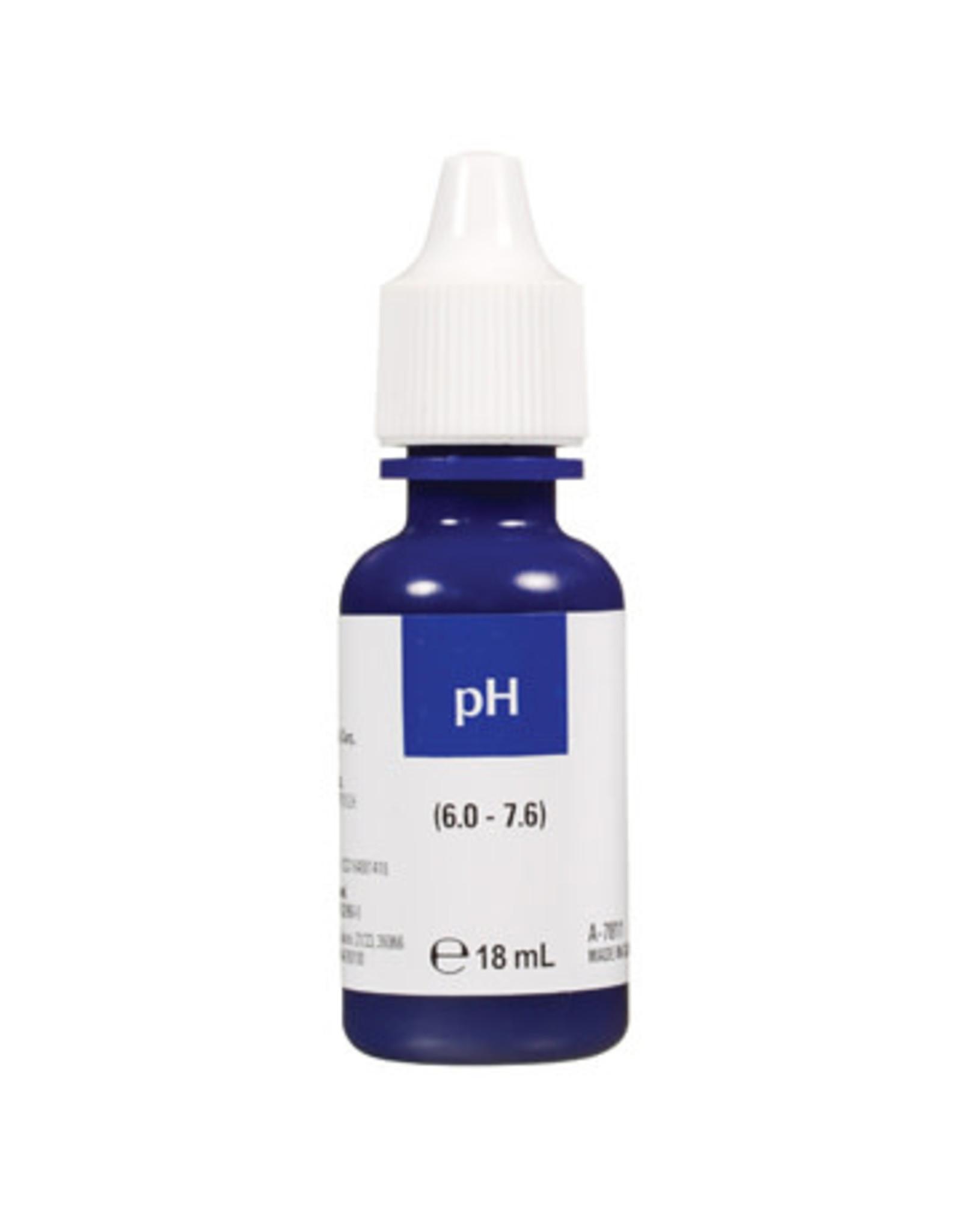 Nutrafin Nutrafin pH Low Range reagent refill, 18 mL (0.6 fl oz)