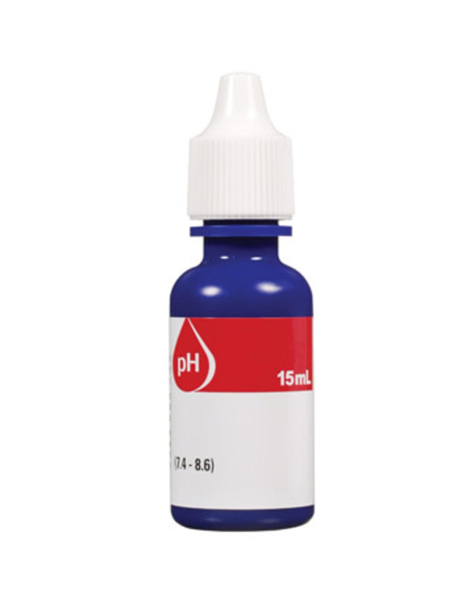 Nutrafin Nutrafin pH High Range reagent refill, 15 mL (0.5 fl oz)