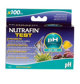 Nutrafin Nutrafin pH Wide Range Test (4.5 - 9.0)