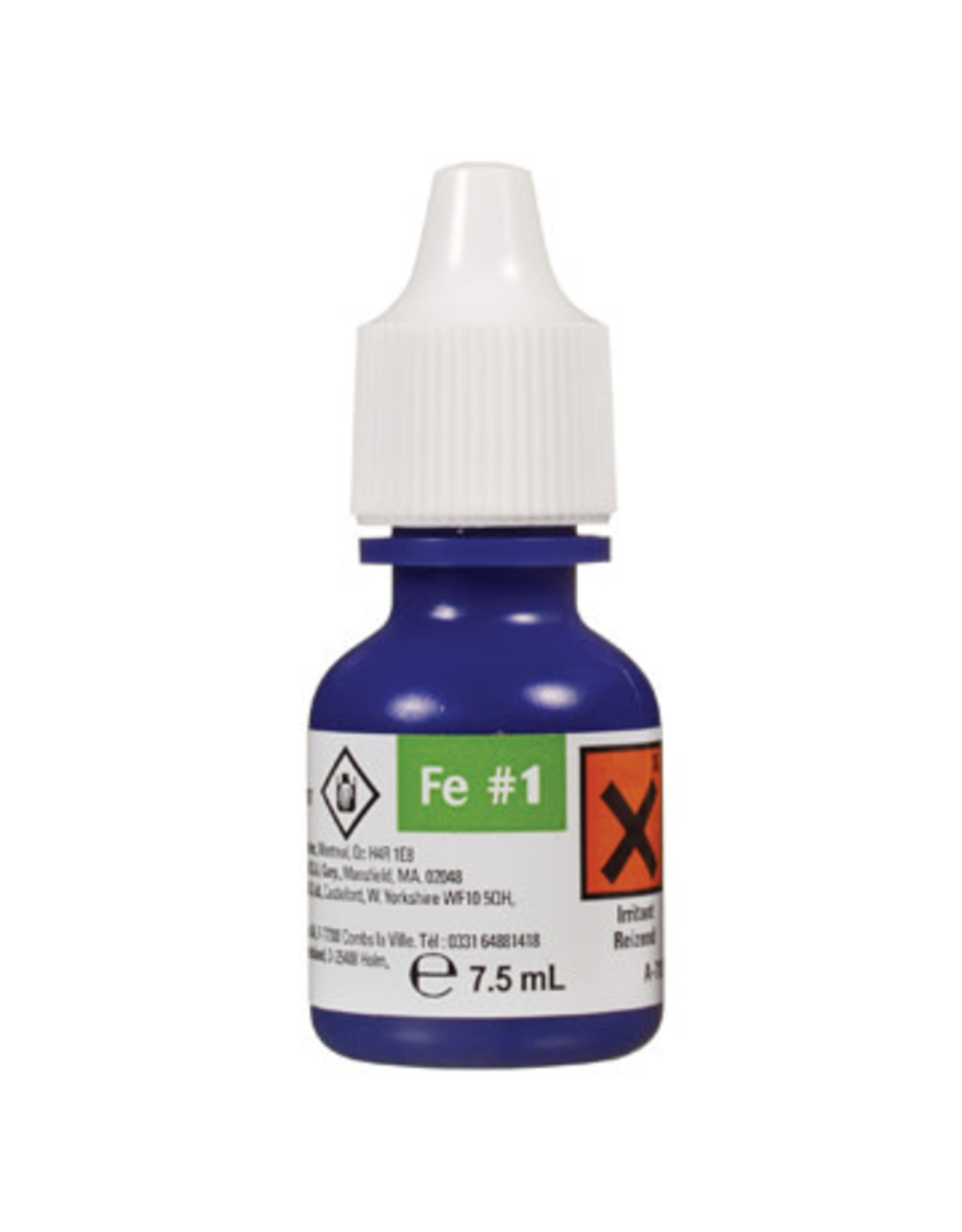 Nutrafin Nutrafin Iron reagent #1 refill, 7.5 mL (0.2 fl oz)
