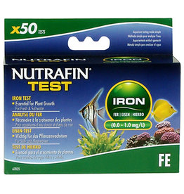 Nutrafin Nutrafin Iron Test (0.0 - 1.0 mg/L)