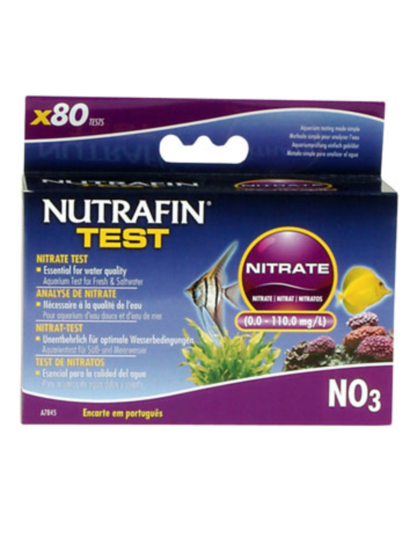 Nutrafin Nutrafin Nitrate Test (0.0 - 110.0 mg/L)