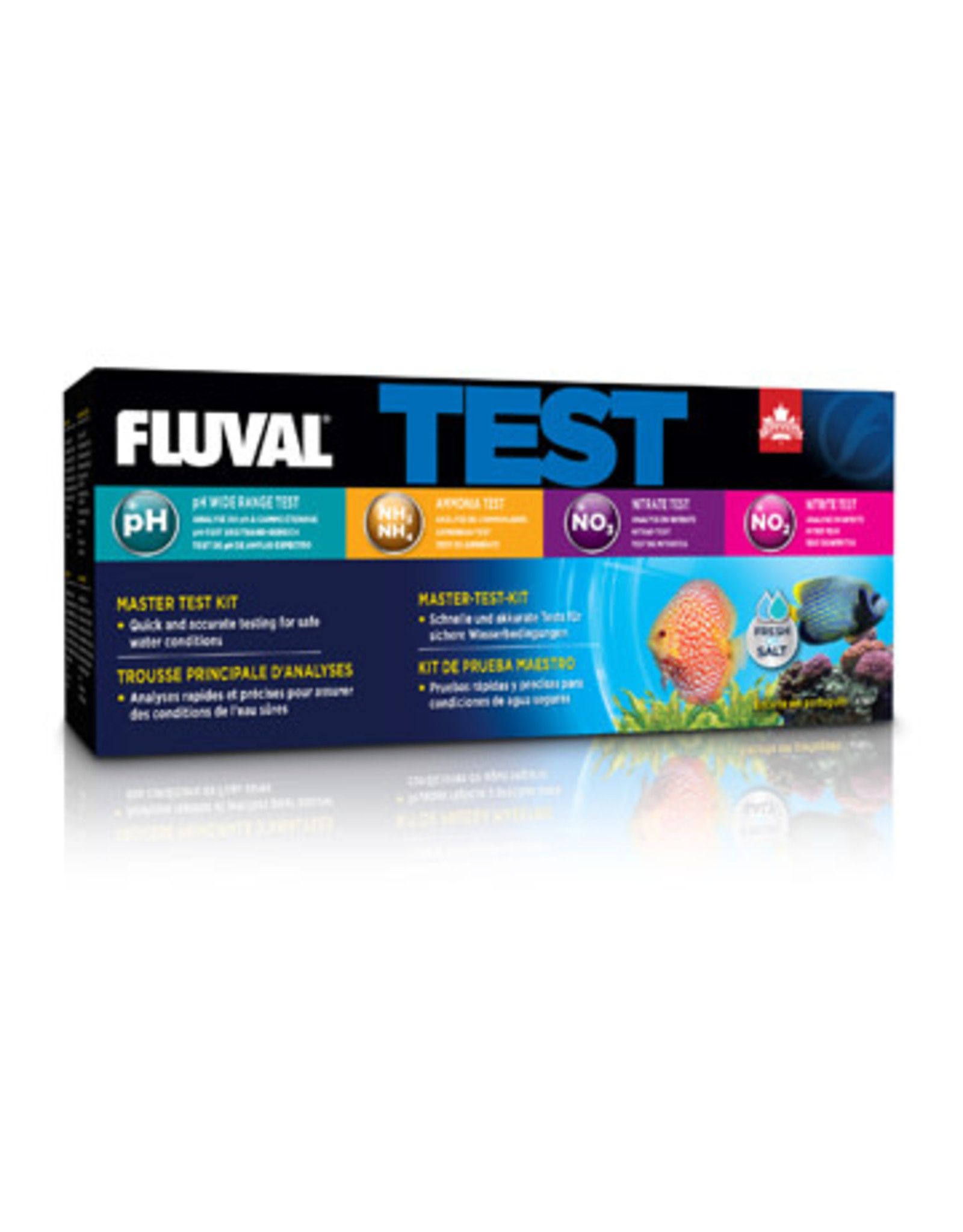 Fluval Fluval Mini Master Test Kit