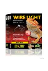 Exo Terra Wire Light - Small - 150 W
