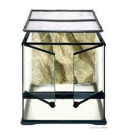 """Exo Terra Wide Terrarium - Small - 45 x 45 x 45cm, 18"""" x 18"""" x 18"""""""