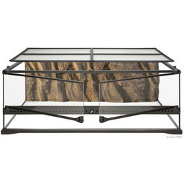 "Exo Terra Natural Terrarium - Advanced Reptile Habitat - Low, 36"" x 18"" x 12"""