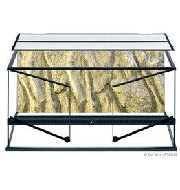 Exo Terra Wide Terrarium - Large - 90 x 45 x 45cm, 36in x 18in x 18in