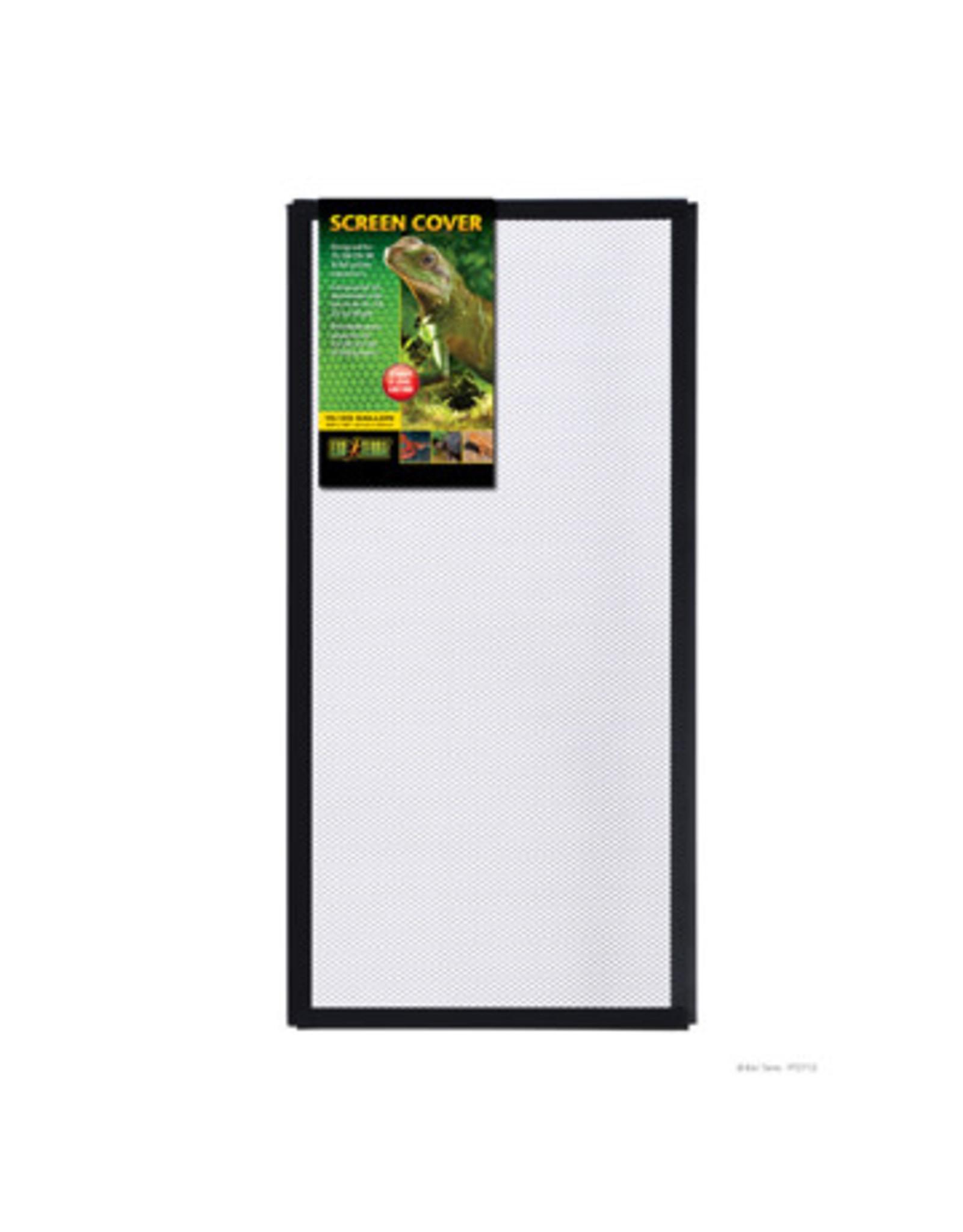 Exo Terra Terrarium Screen Cover - 61 x 30 cm(24 x 12 in)