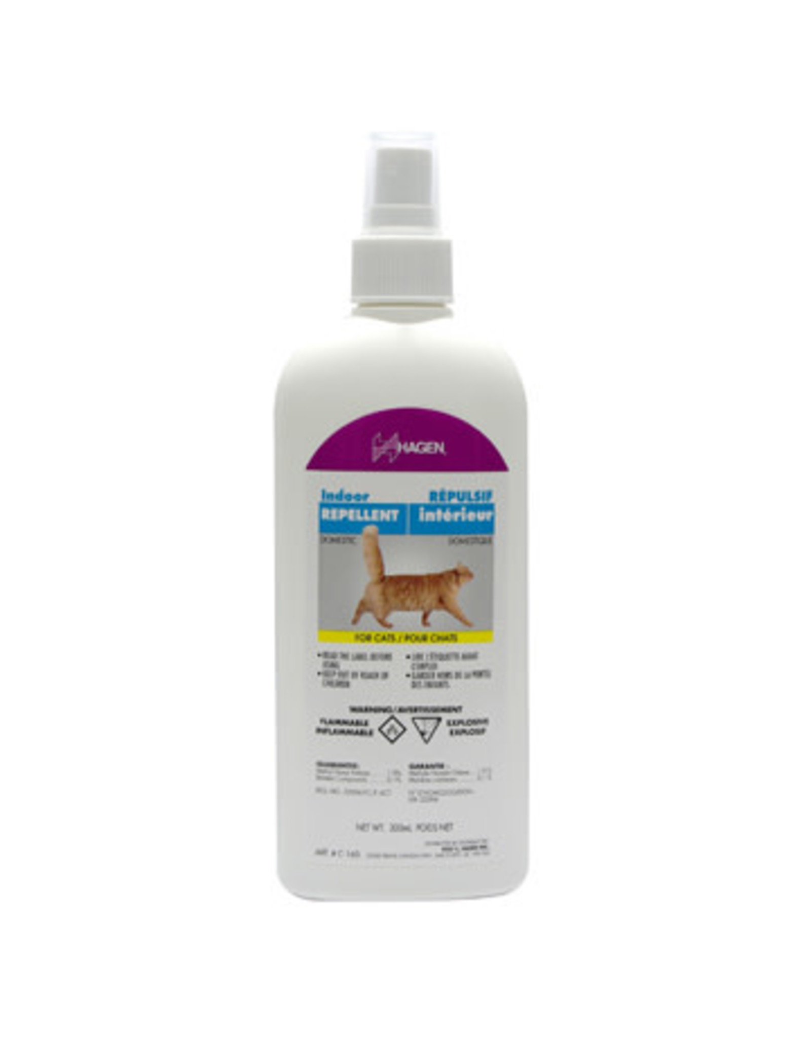 Hagen Hagen Non-Aerosol Indoor Cat Repellent - 300 ml