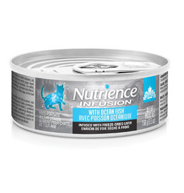 Nutrience Nutrience Infusion Pate Ocean Fish - 156g