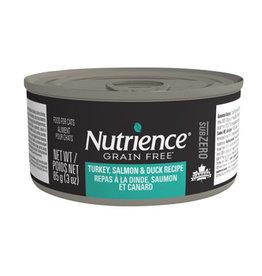 Nutrience Nutrience Subzero Turkey, Salmon & Duck Recipe - 85g