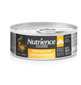 Nutrience Nutrience SubZero Pate Fraser Valley - 156g