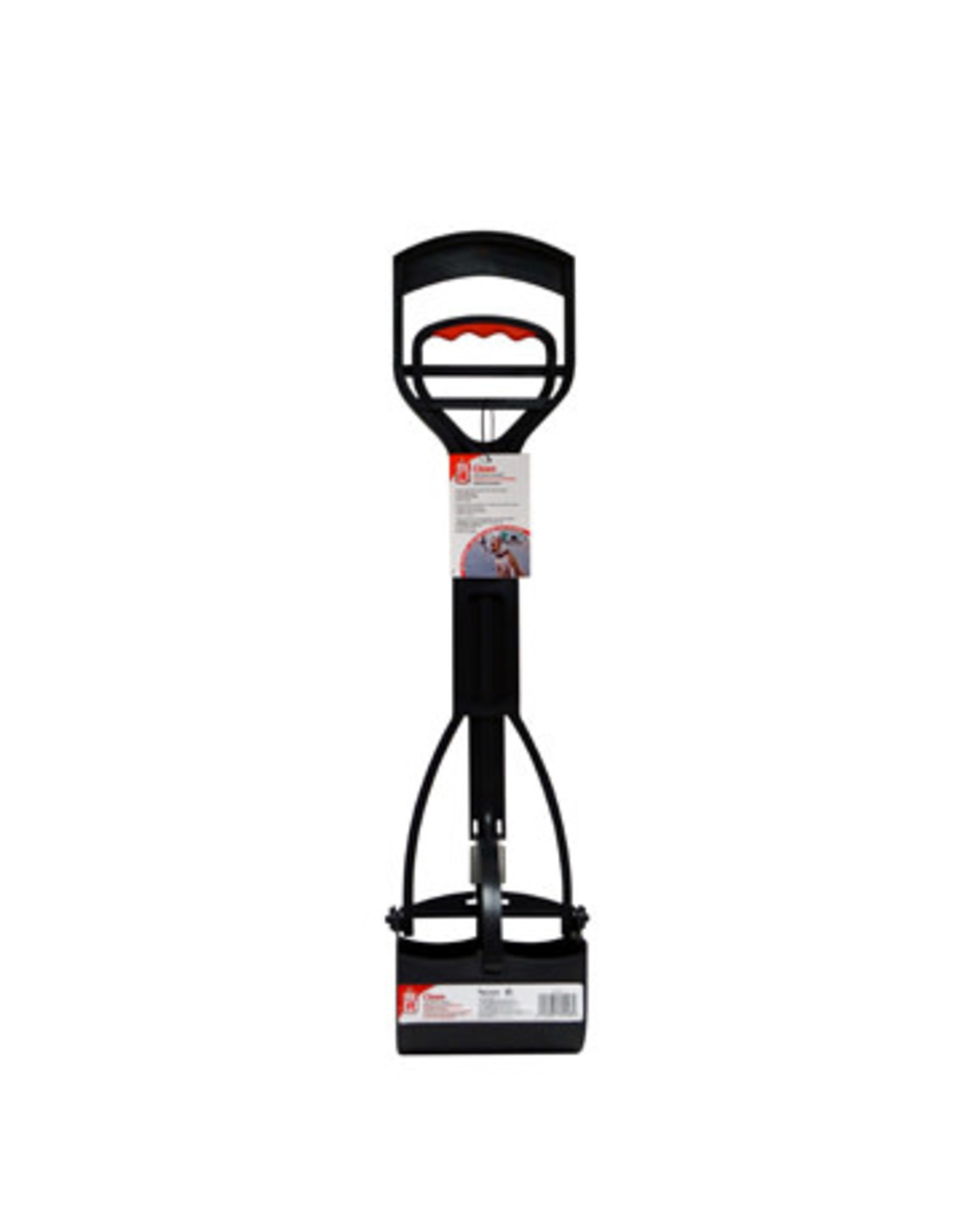 """DogIt Jawz Waste Scooper for Concrete & Smooth Surfaces 64cm (25.5"""")"""