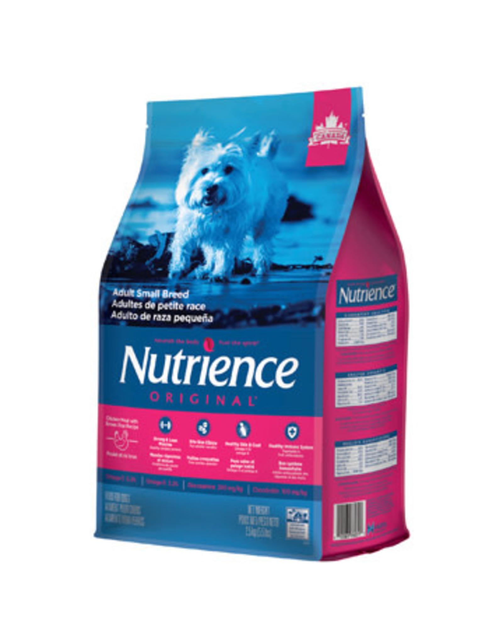 Nutrience Nutrience Original Small Breed - 2.5kg