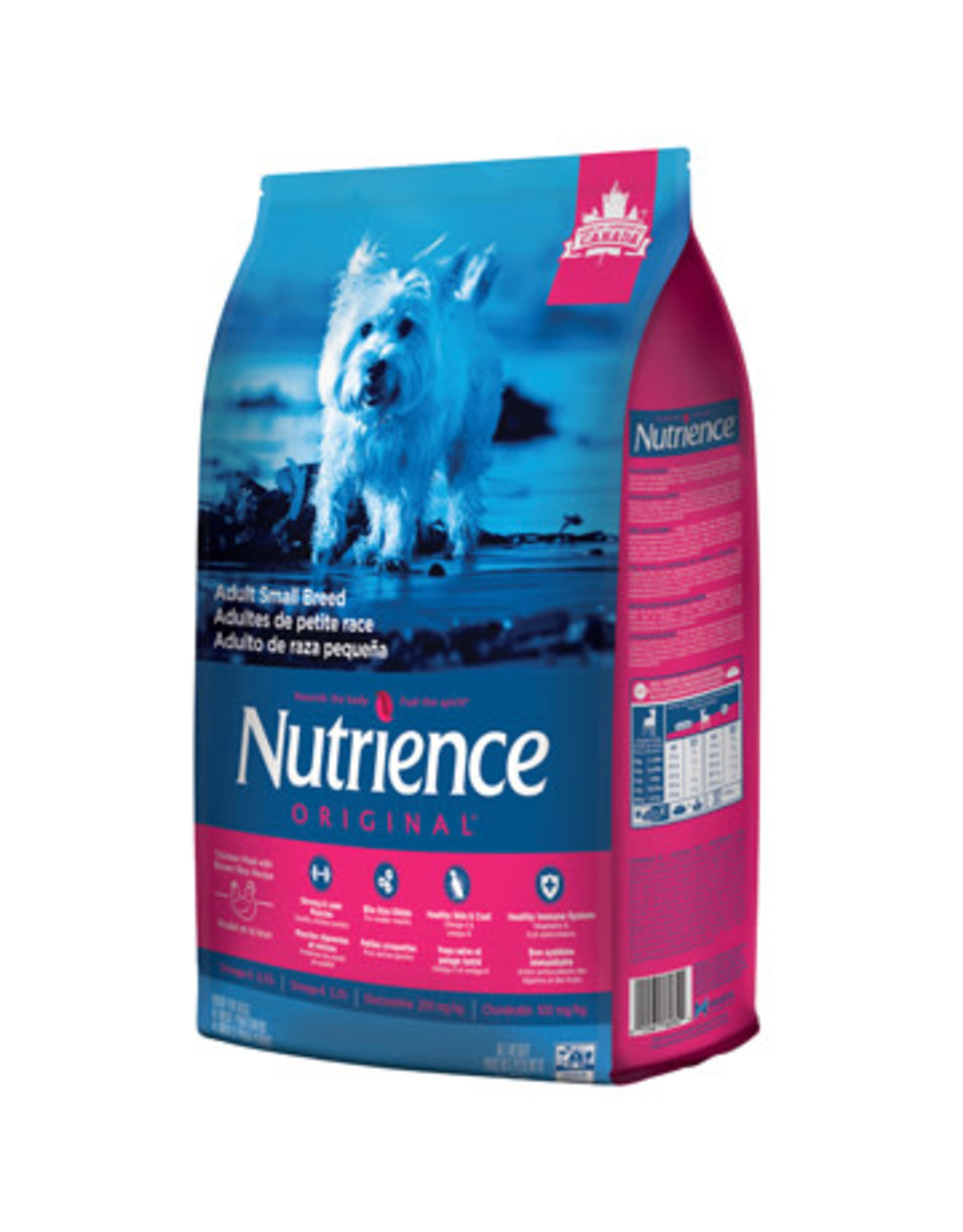 Nutrience Nutrience Original Small Breed - 5kg