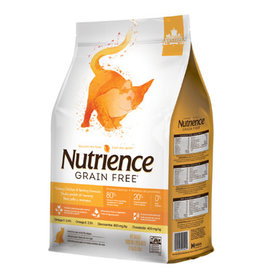 Nutrience Nutrience Grain Free Turkey, Chicken & Herring - 2.5kg