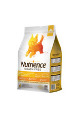 Nutrience Nutrience Grain Free Small Breed Turkey, Chicken & Herring - 2.5kg
