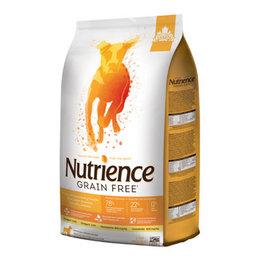 Nutrience Nutrience Grain Free Turkey, Chicken & Herring - 10kg