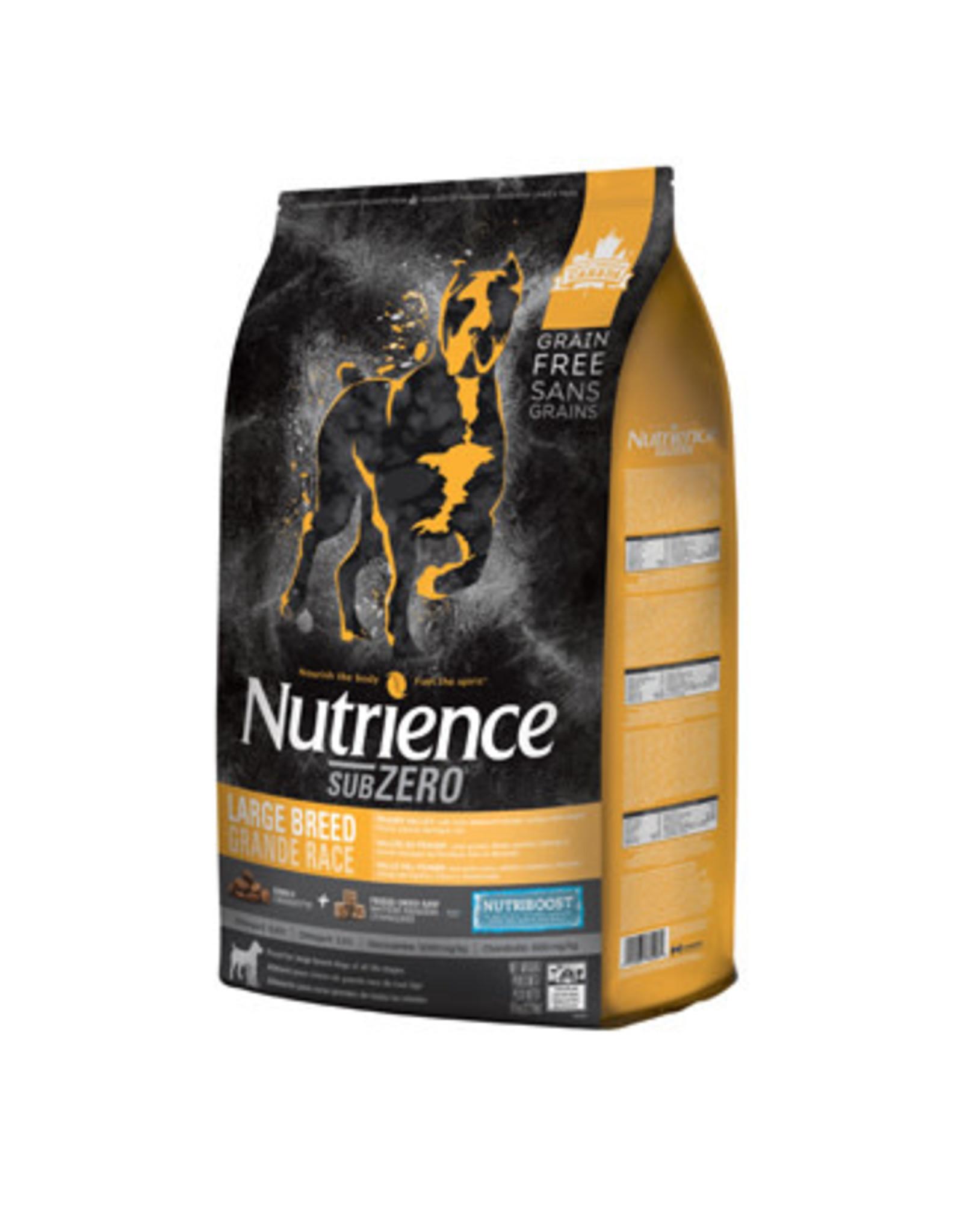 Nutrience Nutrience SubZero Large Breed Fraser Valley - 10kg